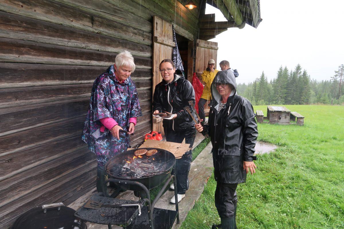 Arbetsdag Stigar och Källor 2017