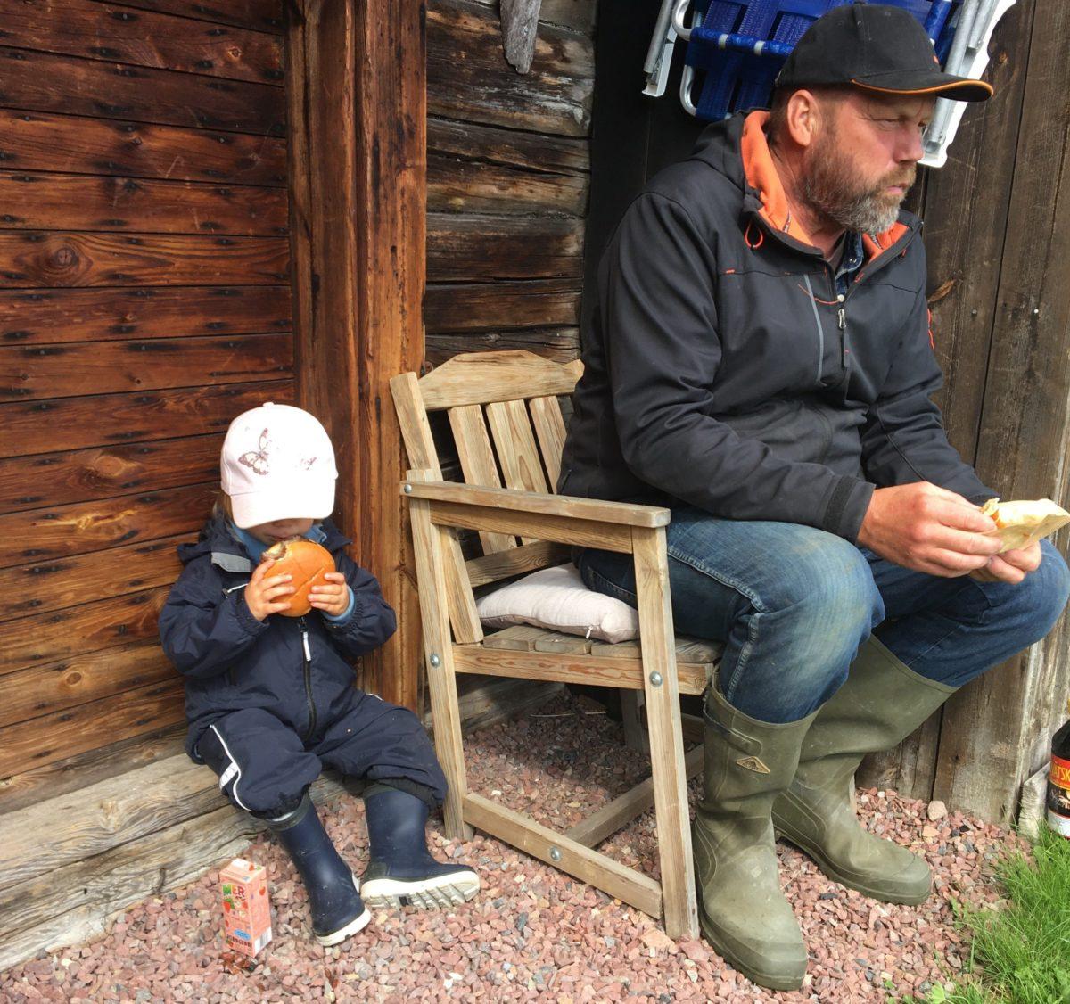 Rapport från Stigar och Källor 2018-08-25